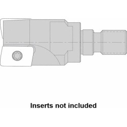 Kennametal 0.9843 Inch Cutting Diameter, 0.3346 Inch Max Depth of found on Bargain Bro India from mscdirect.com for $303.29
