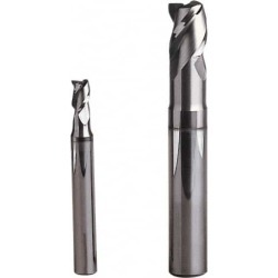 Seco 2mm Diam, 0.2mm Radius, 3mm Length of Cut, 3 Flute, Solid Ca found on Bargain Bro from mscdirect.com for USD $71.01