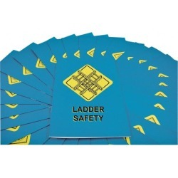 Marcom Ladder Safety Training Booklet English and Spanish, Safety