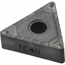 Kyocera TNMG332 HK TC40 Grade Cermet Turning Insert TiC/TiN Coate found on Bargain Bro from mscdirect.com for USD $4.93
