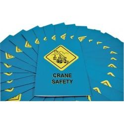 Marcom Crane Safety Training Booklet English and Spanish, Safety