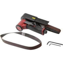 Chicago Pneumatic 20 x 520 mm, 22,000 RPM Air Belt Sander 1/4 Inc