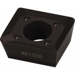 Seco ACET150612 M14 MK1500 Grade Carbide Milling Insert TiCN/Al2O found on Bargain Bro from mscdirect.com for USD $24.13