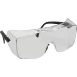 3M Clear Lenses, Uncoated, Plastic Frameless Safety Glasses Unive found on Bargain Bro India from mscdirect.com for $3.28
