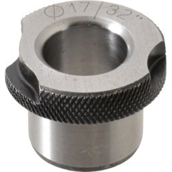 Import Type SF, 17/32 Inch Inside Diameter, Head, Slip Fixed Dril found on Bargain Bro India from mscdirect.com for $16.58