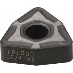 Seco WNMG434 M3 TP1500 Grade Carbide Turning Insert TiCN/Al2O3 Co found on Bargain Bro from mscdirect.com for USD $15.10