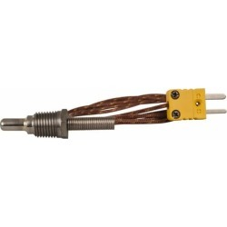 Thermo Electric 0 to 900 Degrees F, K Pipe Plug, Thermocouple Pro