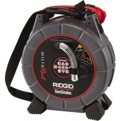 Ridgid Inspection Camera with 100 Ft. Probe 0.98 Inch Probe Diame