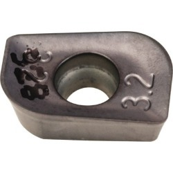 Iscar APKT100332 RM IC928 Grade Carbide Milling Insert TiAlN Coat found on Bargain Bro India from mscdirect.com for $19.70