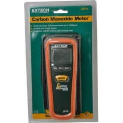 Extech LCD Display Carbon Monoxide Meter Monitors Carbon Monoxide