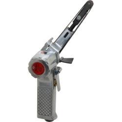 Universal Tool 3/8 x 13 Inch, 16,000 RPM Air Belt Sander 0.25 Hp,