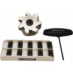 Seco 2-1/2 Inch Cutting Diameter, 0.787 Max Depth of Cut, ABEX 26 found on Bargain Bro India from mscdirect.com for $669.00
