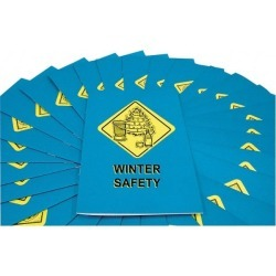 Marcom Winter Safety Training Booklet English and Spanish, Safety