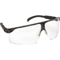 3M Clear Lenses, Anti Fog and Scratch Resistant, Black Plastic Fr found on Bargain Bro India from mscdirect.com for $16.50