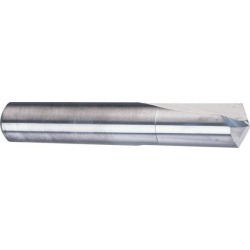 SGS #8, 140 Degree Point, Solid Carbide, Straight Flute Drill Bit found on Bargain Bro from mscdirect.com for USD $35.13