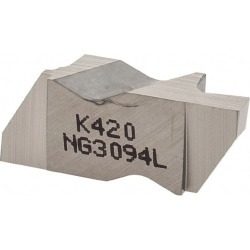 Kennametal NG3094 K420 Grade, 0.0941 Inch Cutting Width, Carbide found on Bargain Bro from mscdirect.com for USD $16.22