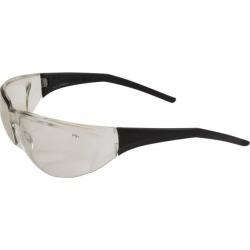 PRO-SAFE Indoor/Outdoor Lenses, Scratch Resistant, Black Frameles