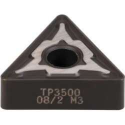 Seco TNMG332 M3 TP3500 Grade Carbide Turning Insert TiCN/Al2O3 Co found on Bargain Bro from mscdirect.com for USD $12.07