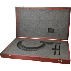 Starrett Wood, Micrometer Case For Use with 216 and 216M Series D