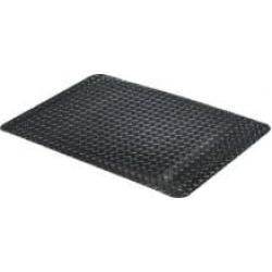 PRO-SAFE 3 Ft. Long x 2 Ft. Wide, Dry Enviroment, Diamond Plate A