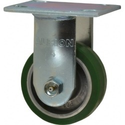 Albion 4 Inch Diameter x 1-1/2 Inch Wide, Rigid Caster with Top P found on Bargain Bro India from mscdirect.com for $55.19