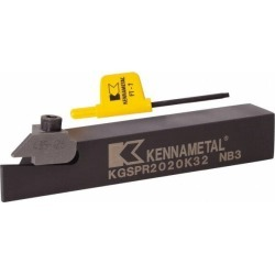 Kennametal KGSP, Right Hand, 0.9449 Max Inch Workpiece Diameter f found on Bargain Bro Philippines from mscdirect.com for $118.54