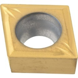 Seco CCGT32.51 MF2 CP500 Grade Carbide Turning Insert TiAlN/TiN C found on Bargain Bro from mscdirect.com for USD $18.06