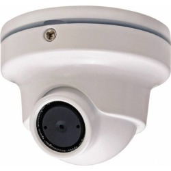 Speco Indoor and Outdoor Infrared Turret Camera 3mm Lens, 700 Res