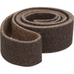 Brite Star 2 Inch Wide x 72 Inch Long, Aluminum Oxide Abrasive Be