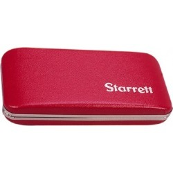 Starrett Micrometer Case For Use with 226 and 226M Outside Microm