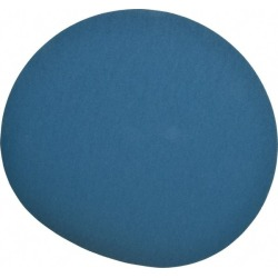 Made in USA 14 Inch Diameter, 80 Grit Zirconia Alumina PSA Disc M found on Bargain Bro India from mscdirect.com for $13.73
