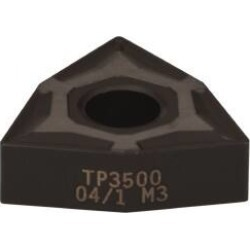Seco WNMG431 M3 TP3500 Grade Carbide Turning Insert TiCN/Al2O3 Co found on Bargain Bro India from mscdirect.com for $16.90
