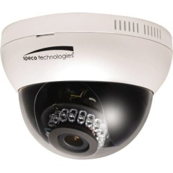 Speco Indoor Variable Focal Lens Infrared Dome Camera 3.6-16mm Le