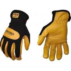 Youngstown Size S Leather Arc Flash and Flame Resistant Gloves Ke