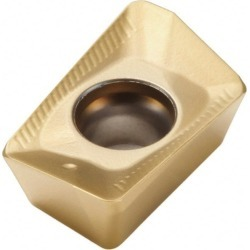 Seco XOMX120408 ME08 F40M Grade Carbide Milling Insert TiAlN/TiN found on Bargain Bro from mscdirect.com for USD $17.34