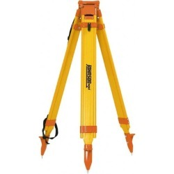 Johnson Level & Tool Laser Level Tripod Use With 5/8 Inch, 11 Thr