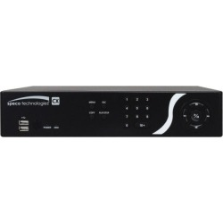 Speco 16channel W/3tb Hrd Dr Cx Dig Video Recorder D16CX3TB