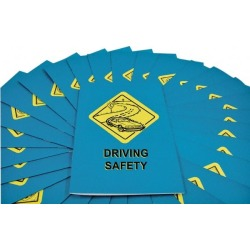 Marcom Driving Safety Training Booklet English and Spanish, Safet