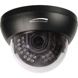 Speco Indoor Variable Focal Lens Infrared Dome Camera 2.8-12mm Le