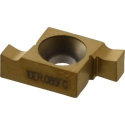 Seco 10ER086 FG CP500 Grade, 0.086 Inch Cutting Width, Carbide Gr found on Bargain Bro from mscdirect.com for USD $18.16