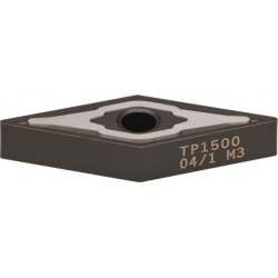 Seco VNMG331 M3 TP1500 Grade Carbide Turning Insert TiCN/Al2O3 Co found on Bargain Bro India from mscdirect.com for $33.05
