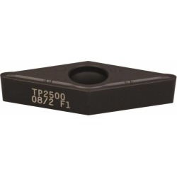 Seco VBMT332 F1 TP2500 Grade Carbide Turning Insert TiCN/Al2O3 Co found on Bargain Bro India from mscdirect.com for $25.87