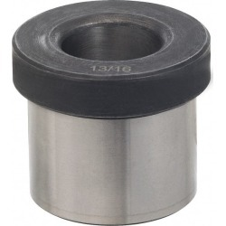 Import Type H, No. 6 Inside Diameter, Head, Press Fit Drill Bushi found on Bargain Bro Philippines from mscdirect.com for $14.32