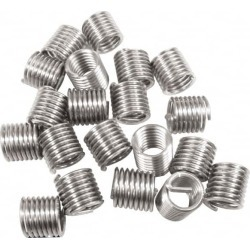 Recoil 100 Inserts, #8-32 UNF, 1-1/2D, Stainless Steel Screw Lock found on Bargain Bro India from mscdirect.com for $0.94