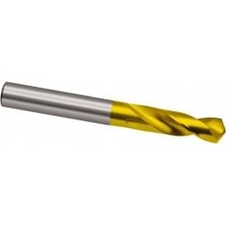 Guhring #18, 118 Degree Drill Point Angle, Spiral Flute, Screw Ma found on Bargain Bro India from mscdirect.com for $6.97