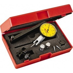 Starrett 0.2 mm Range, 0.002 mm Dial Graduation, Horizontal Dial found on Bargain Bro India from mscdirect.com for $240.91