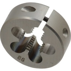 OSG 3/8-24 UNF, 1 Inch Outside Diameter High Speed Steel Round Di found on Bargain Bro India from mscdirect.com for $41.39