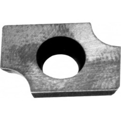 Cutting Tool Technologies CV15120 Carbide Milling Insert Uncoated found on Bargain Bro India from mscdirect.com for $44.69