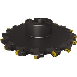 Seco 8 Inch Cutter Diameter, 0.312 Inch Cutter Width, 1.5 Inch Ho found on Bargain Bro from mscdirect.com for USD $1,694.80