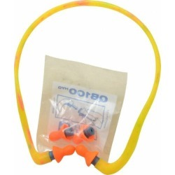 Howard Leight Reusable, Banded, 27 dB, Contoured Earplugs Orange, found on Bargain Bro Philippines from mscdirect.com for $7.99